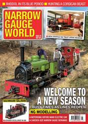 Narrow Gauge World issue May-18