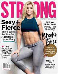 Strong Fitness issue May/June 2018