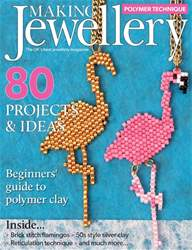 Making Jewellery issue June 2018