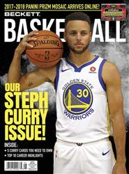 Beckett Basketball issue May 2018