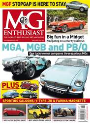 MG Enthusiast issue June 2018