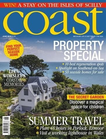 Coast issue June 2018