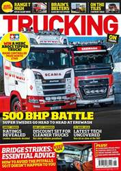 Trucking Magazine issue June 2018
