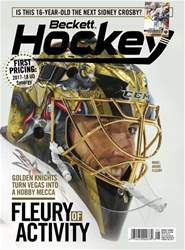 Beckett Hockey issue May 2018
