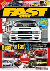Fast Car issue June 2018