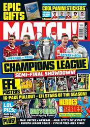 Match issue 24 April 2018