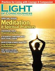 Light of Consciousness issue Autumn 2010 Sample Issue