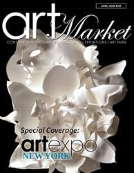 Art Market Magazine issue Issue #39 April 2018