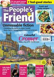 The People's Friend issue 28/04/2018