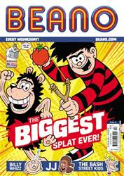 The Beano issue 28th April 2018