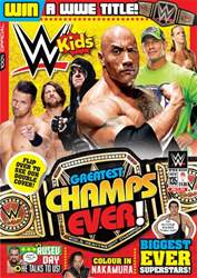 WWE Kids issue No.135