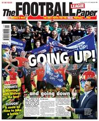 The Football League Paper issue 22nd April 2018