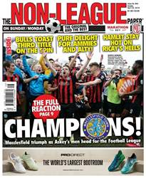 The Non-League Football Paper issue 22th April 2018