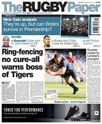 The Rugby Paper issue 22nd April 2018