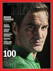 Time Magazine issue 30th April 2018