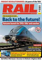 Rail issue Issue 851