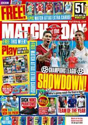 Match of the Day issue Issue 503