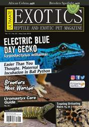Ultimate Exotics issue May/Jun 18