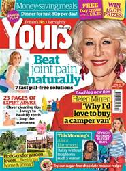 Yours issue 24th April 2018