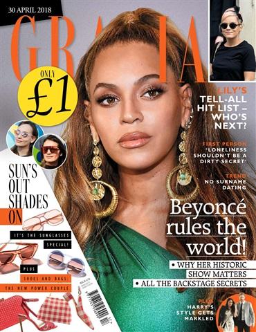 Grazia issue Issue 676