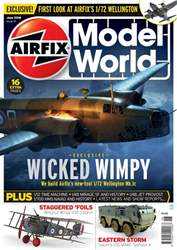 Airfix Model World issue   June 2018