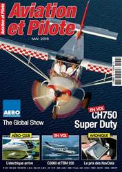 Aviation et Pilote issue May 2018