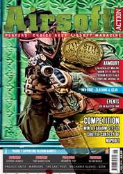 Airsoft Action issue June 2018
