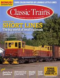 Classic Trains issue June 2018