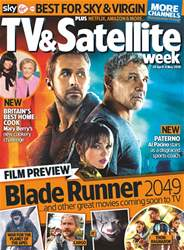 TV & Satellite Week issue 28th April 2018