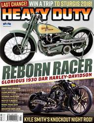 Heavy Duty issue mayjun18