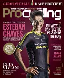 Procycling issue May 2018