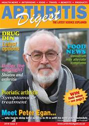 Arthritis Digest issue 2018 Issue 3