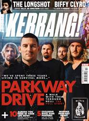 Kerrang issue 28/04/2018