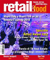 Retail&food issue R&F maggio 2018