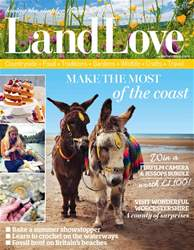 LandLove Magazine issue June 2018