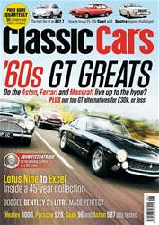 Classic Cars issue June 2018