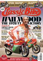 Classic Bike issue May 2018