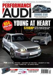 Performance Audi Magazine issue 040