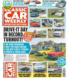 Classic Car Weekly issue 25th April 2018