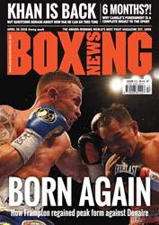 Boxing News issue 24/04/2018