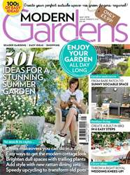 Modern Gardens issue May 2018