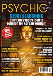 Psychic News issue May 2018