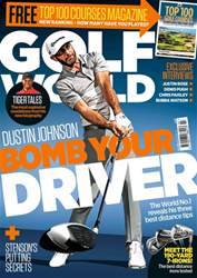 Golf World issue July 2018