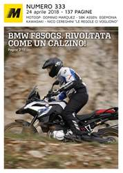 Moto.it Magazine Numero 333 issue Moto.it Magazine Numero 333