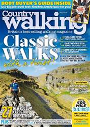 Country Walking issue May 2018