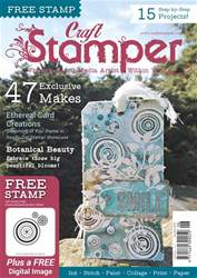 Craft Stamper issue Jun-18