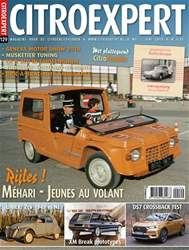 CitroExpert 129, May/Jun 2018 issue CitroExpert 129, May/Jun 2018