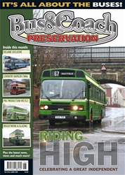 Bus & Coach Preservation issue   June 2018