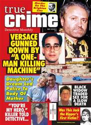 True Crime May 2018 issue True Crime May 2018