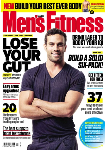 Men's Fitness Digital Issue